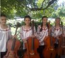 VІІІ Відкритий конкурс виконавців на струнно-смичкових інструментах