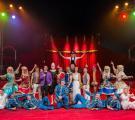 «Цирк Италии» Шоу мирового уровня