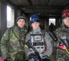 14/03/09 на манёврах в Киеве (160 участников)