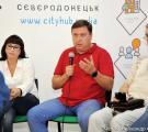Сергей Зарецкий, активист