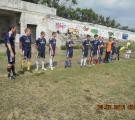 В Северодонецке завершился 9 тур открытого чемпионата города по футболу