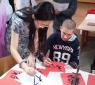 Делегация Школы гун-фу «Дракон и Тигр» - на празднике Китайского Нового года