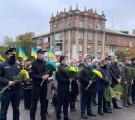 На Луганщині вшанували пам'ять загиблих захисників України