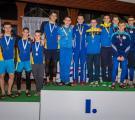 Северодончане на Кубке Мира по плаванию в ластах