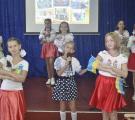 Добровольці батальйону Айдар привітали учнів школи № 6