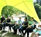 В Северодонецке прошел Фестиваль мнений