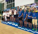 Северодонецкие пловцы на Финале Кубка Мира в Тайланде