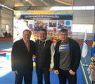 На чемпионате Украины по кикбоксингу спортсмены Луганщины завоевали 21 медаль