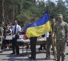 В Северодонецке попрощались с героически погибшим воином