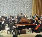 В Северодонецке прошел концерт под руководством дирижера Рето Шерли