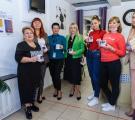 Співробітниці салонів краси Сєвєродонецька приєднаються до боротьби з домашнім насильством