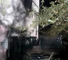 В Северодонецке сгорел автомобиль