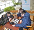 Відбулись змагання з шахів та шашок серед людей з інвалідністю