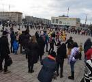 Масляні гуляння у Сєвєродонецьку