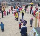 У Сєвєродонецьку з'явився ще один великий дитячий ігровий комплекс