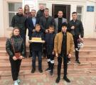 Книги – бібліотекам. Подарунок від Луганської обласної федерації кікбоксингу WAKO