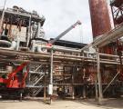 На «Азоті» завершено модернізацію обладнання у цеху виробництва аміаку 1-А