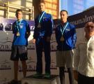 6 медалей с Кубка Европы 2017 по плаванию в ластах