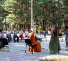 Северодонецк –  музыкальная столица лета