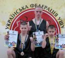 Пресс-релиз Чемпионата Украины по ушу в разделе контактных поединков саньшоу среди юношей и юниоров