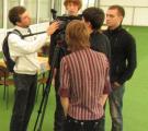 Поездка волонтера ЦКТ в Осеннюю школу журналистики. 2011