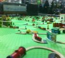 «Ай-да-Паровоз» - уникальная детская игровая комната!!