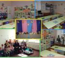 Дитячий клуб «Арена» дітям з 9 місяців до 9 років.