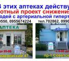 Аптека нашего города