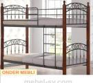 Двухярусные кровати Onder Mebli в интернет магазине мебели «Мебель-СВ»