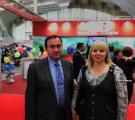 Українські делегати на Міжнародному форумі в Білорусі. Мінськ. Травень 2016 року