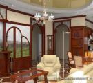 Кухня-гостиная в частном доме (дизайн)