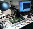 Пайка BGA чипов на спец. оборудовании