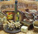 Сувеніри, вироби з лози