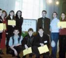 Команда ПК г.Северодонецка заняла 1-е место в региональной интеллектуальной игре