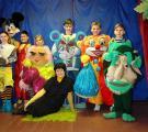 Театр кукол ОЛЕ ЛУКОЙЕ