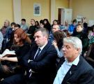 Конференція журналістів за участю керівництва НСЖУ. Грудень 2015 року