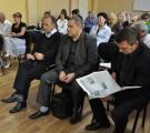 Зібрання журналістів за участю керівництва НСЖУ. Вересень 2015 року