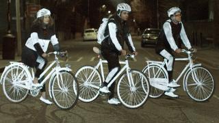 Ночные вело-покатушки