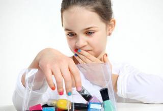 Мастер-класс по уходу за ногтями для девочек 11-12 лет