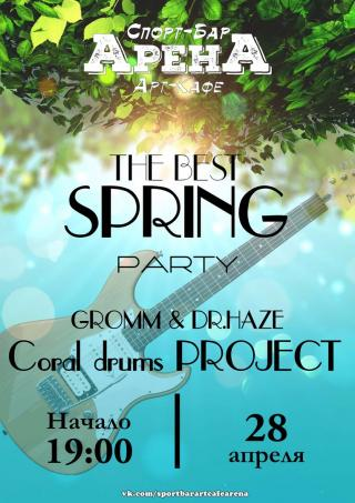 The Best Spring Party