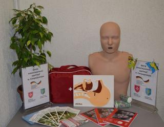 Обучающий базовый курс по оказанию первой домедицинской помощи
