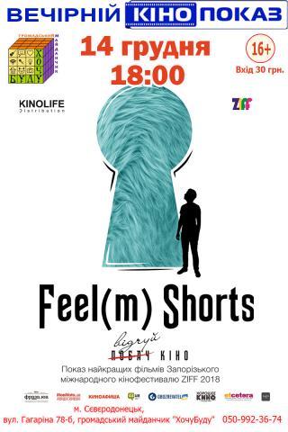 """Збірка короткометражного кіно """"Feel(m) Shorts"""""""