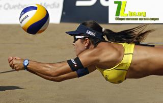 Микст-турнир по пляжному волейболу