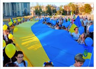 Міські заходи, присвячені 4-ій річниці визволення міста Сєвєродонецька