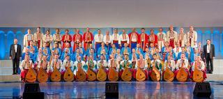 Концерт Національної капели бандуристів України імені Г.І.Майбороди