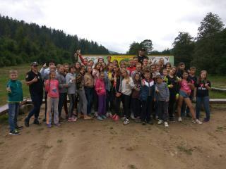 Вихованці Центру еколого-натуралістичної творчості завітали до Буковини