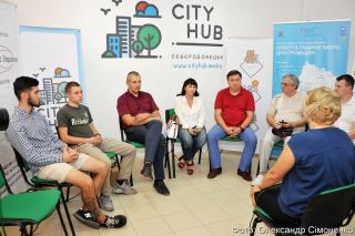 В Северодонецке обсуждали проблемы благоустройства города