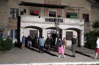 Пожар в Северодонецке унес жизнь 1 человека