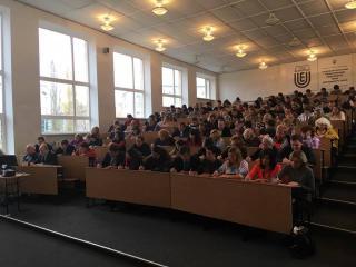В Северодонецке прошел диктант национального единства по украинскому языку