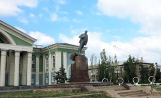 Пам'ятники Радянської епохи